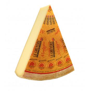 Сыр Грюйер, 49% жирности, Margot Fromages, Швейцария, 100 гр