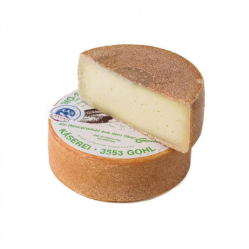 Сыр Овечий фермерский 45% жирности, Margot Fromages, Швейцария, 100 гр
