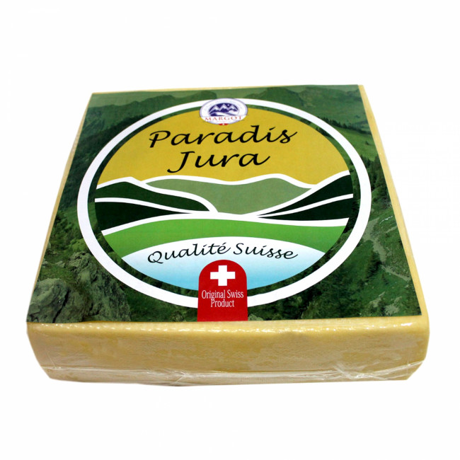 Сыр Паради Жура, 45% жирн., Margot Fromages, Швейцария, 100 гр.