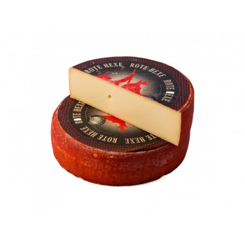 "Сыр Margot Fromages SA ""Rote Hexe"" Красная ведьма полутвёрдый 55% жирности, 100 гр"