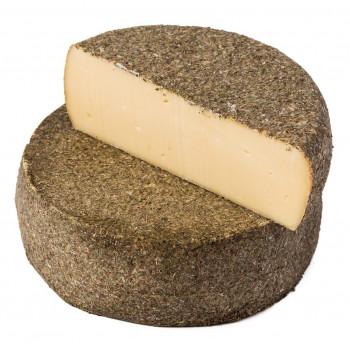 Сыр Швейцарские Альпы в травах полутвёрдый 45% жирности,  Margot Fromages, Швейцария,100г