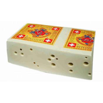 Сыр Свиссталер легкий, 20% жирности, Margot Fromages,  Швейцария, 100 гр