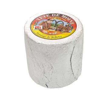 "Сыр Margot Fromages SA ""Тет де Муан"" полутвёрдый 51% жирности, 100 гр"