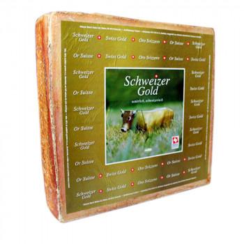 Сыр Золото Швейцарии твёрдый 50% жирности, Margot Fromage, Швейцария,  100 гр