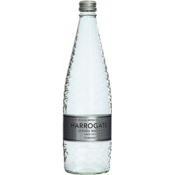 Вода Harrogate минеральная газированная, 0,75 л