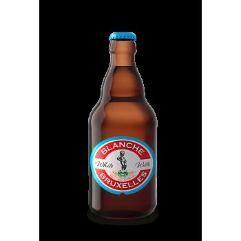 Пиво Blanche de Bruxelles светлое алк. 4,5%,  0.33 л