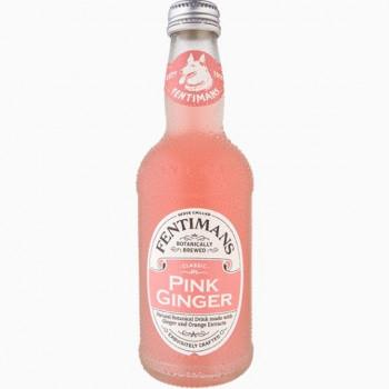 Безалкогольный напиток Fentimans Pink Ginger, 0.275 л.