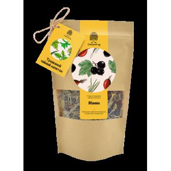 """Ягодно-травяной чайный напиток Сибирский кедр """"Мамин"""", 50 гр"""