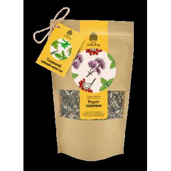 """Ягодно-травяной чайный напиток Сибирский кедр """"Рецепт Здоровья"""", 50 гр"""