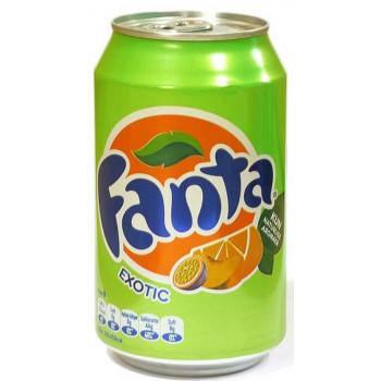 Напиток Fanta Exotic, 0.355 л ж/б