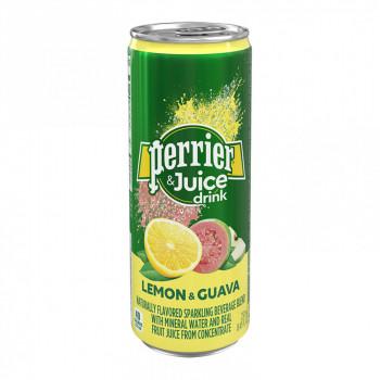 Напиток Perrie Лимон-Гуава, 0.25 л ж/б