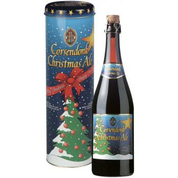 Пиво Corsendonk Рождественский Эль в тубусе, 0,75л