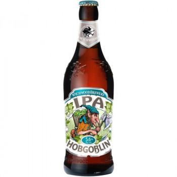 Пиво Wychwood Hobgoblin IPA Светлое фильтрованное алк. 5,3%, 0.5 л