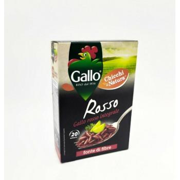 Рис Riso Rosso Integrale красный, 500 гр