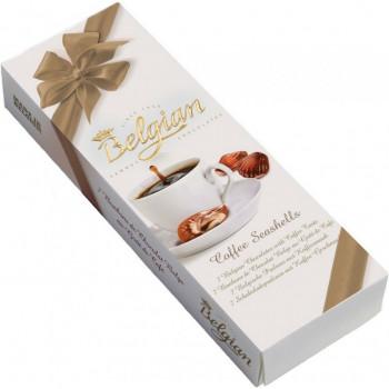 Шоколадные конфеты The Belgian Дары моря с ароматом кофе, 65 гр