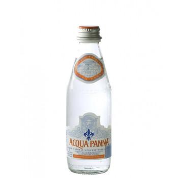 Природная питьевая вода Aqua Panna, 0.25 л стекло
