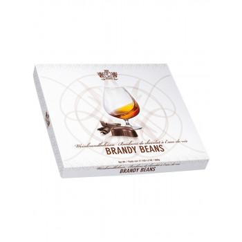 "Шоколадные конфеты ""Worner  Hudson"" с бренди 500г."