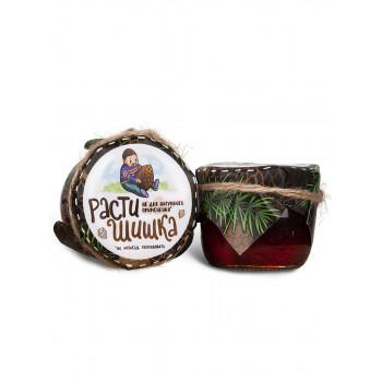 Шишковое варенье Chokocat, Расти Шишка, 120 гр