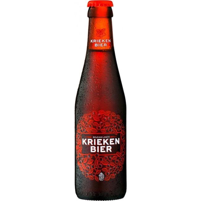 Пиво Cornelissen Kriekenbier Lager Красное вишнёвое алк. 4,5%, 0.25 л