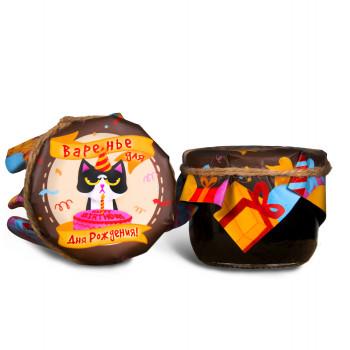 Мандариновое варенье Chokocat Для Дня Рождения, 120 гр