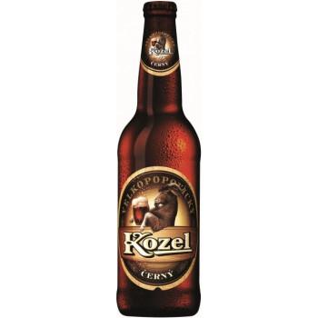 Пиво Велкопоповицкий Козел Темное фильтрованное алк. 3,8%, 0.5 л