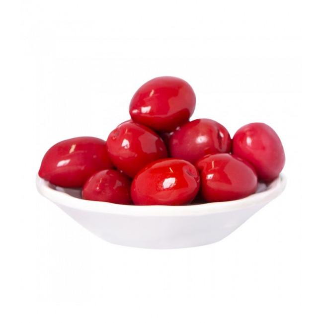 Оливки Красные с косточкой Deas SA, весовые