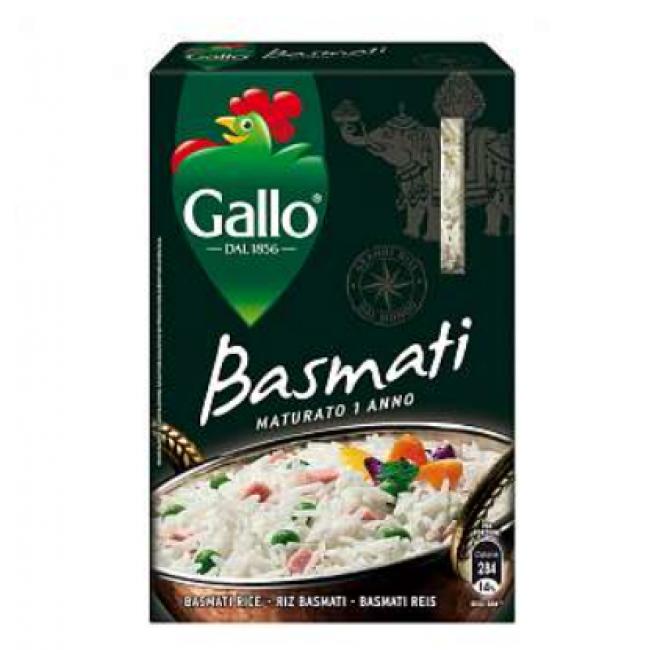 Рис Басмати Riso Gallo 1 кг
