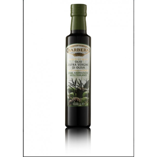 Масло оливковое Олива Ароматидзато розмарино, Barbera, 250 мл