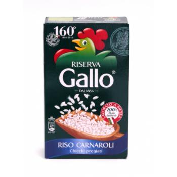 Рис Карнароли Riso Gallo 1 кг