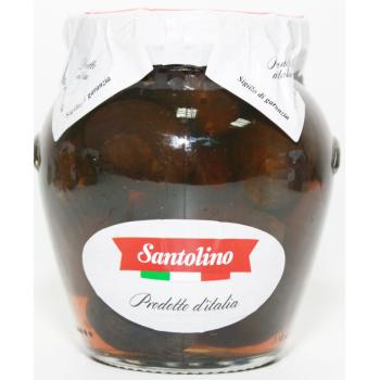 Маслины  Гигант с косточкой Santolino 314 мл