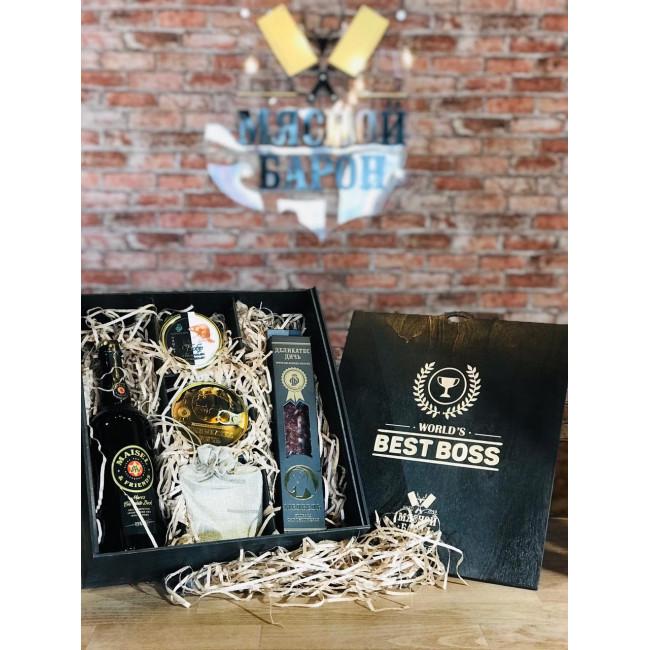 Мужская подарочная коробка  Босс  М4703