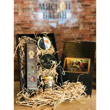 Мужская подарочная коробка  Охотники- мини М3650